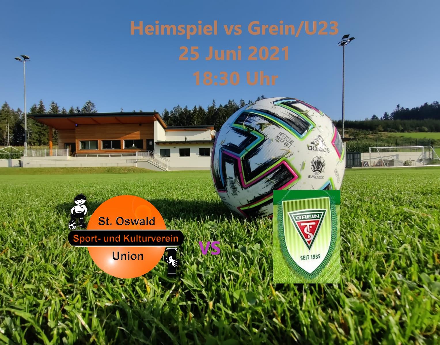 Heimspiel Grein/U23